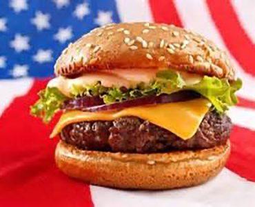 Classic Rocker Burger