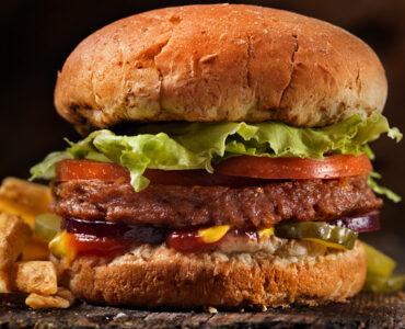 Green Day Veggie Burger